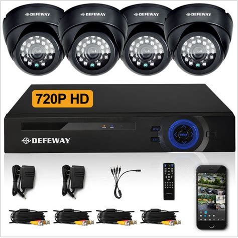 lucky systems hd 720p 4ch home security