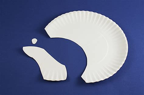 paper plate polar craft polar craft from a paper plate