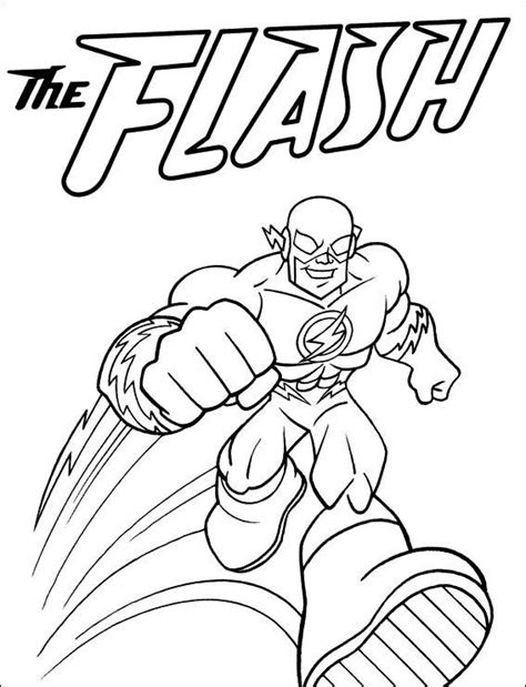 flash coloring pages flash coloring pages best coloring pages for