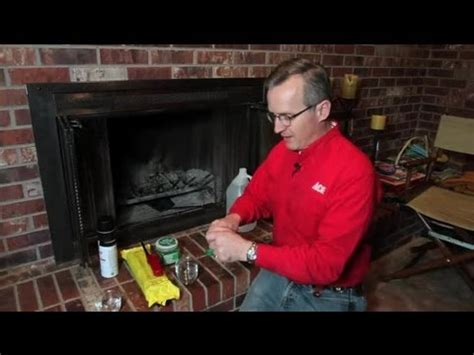 Fireplace Smoke Smell In House by How To Get A Smoke Smell Out Of A Fireplace Home Repair