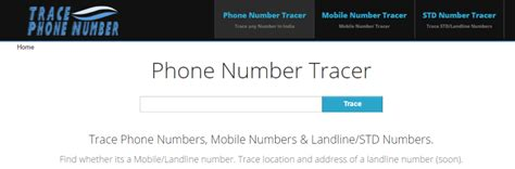 Phone Number Tracker With Name Top 10 Best Websites To Track Mobile Number Trace Mobile