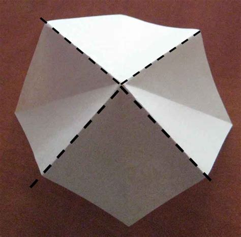 Origami Square Base - how to fold the origami square base