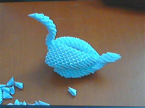 how to make 3d origami swan model6 origami how to make 3d origami swan model6 origami