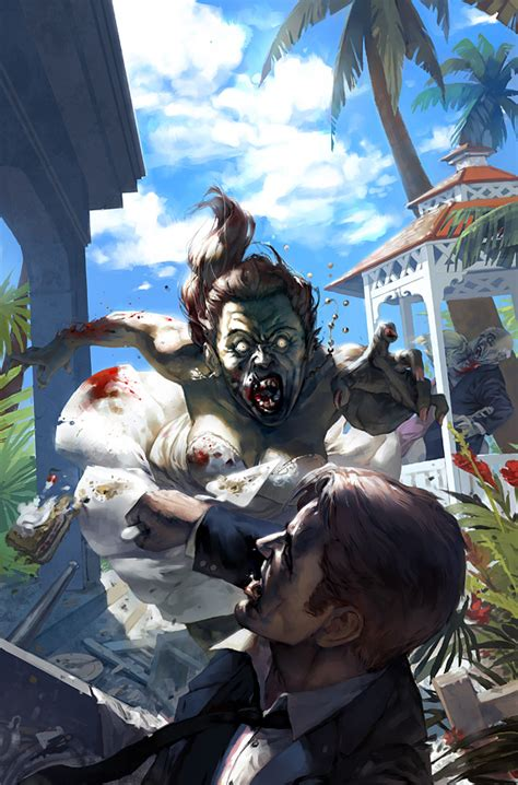 Bd Ps 3 Dead Island dead island by christiannauck on deviantart