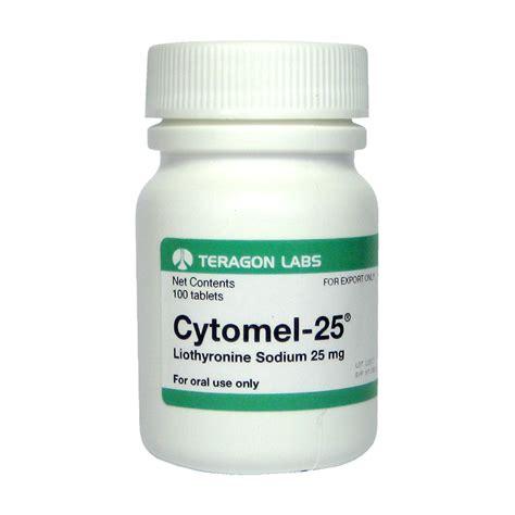 Cytomel Gainz Lab 100 Tabs T3 T 3 Liothyronine Sodium 25mcg Gain Z Lab teragon labs t3 cytomel gear ca