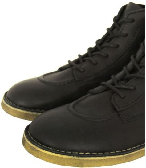 Kickers Shoes Original kickers mens the legend boots in black for lyst