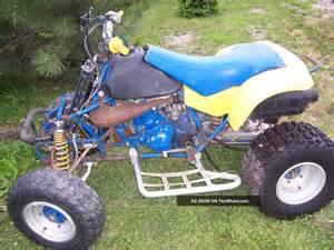 1989 Suzuki Quadrunner 250 1989 Suzuki Lt250r Quadracer
