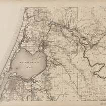 Humboldt County Records Calisphere Belcher Atlas Of Humboldt County