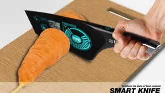 Nesting Kitchen Knives le couteau du futur par electrolux design lab ge rh