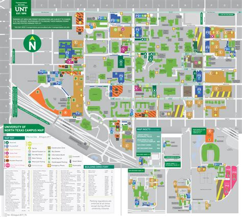 unt parking map welcome to nseme 2018 nseme 2018