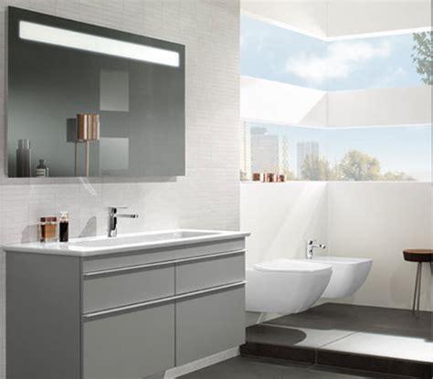 meubles salle de bains les nouveaut 233 s villeroy boch