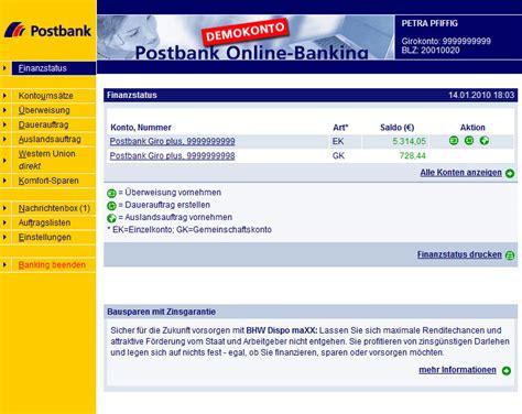 postbank onlien comdirect hotline