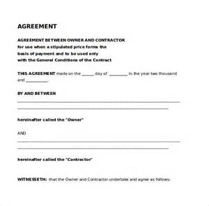 20 legal agreement templates free sample example