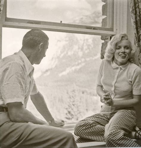 Marilyn Monroe & Joe DiMaggio: Muses, Lovers   The Red List