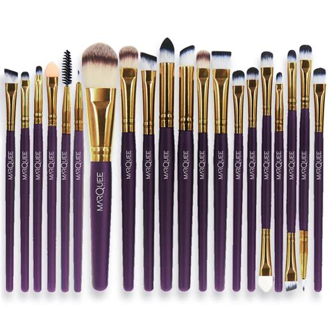Brush Set Brush Set 187 marquee makeup brush set 20