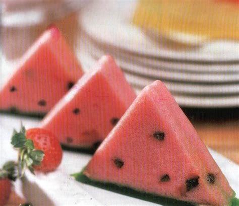 membuat puding jambu biji merah resep koki cara membuat puding semangka