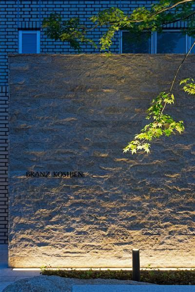 landscape lighting wall wash 2014 iald award winners international association of