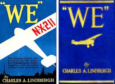 we books file dustjacket for the book quot we quot by charles a lindbergh