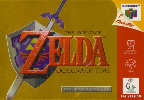 the legend of ocarina of time legendary edition the legend of legendary edition the legend of ocarina of time 1998 nintendo 64