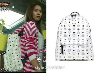 Backpack Import 98102 3 Warna opparels k pop shop po replika mcm k pop back pack import