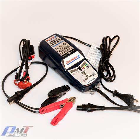 Motorrad Batterie Ladeger T Bmw by Optimate 4 Dual Can Motorrad Batterie Ladeger 228 T Bmw