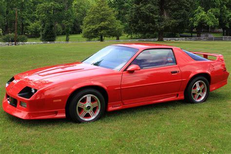 91 camaro rs value maryland 1991 camaro 1le w 6 400
