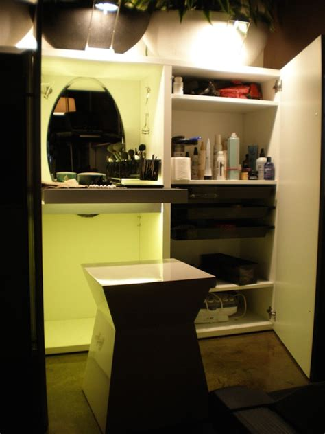 ikea makeup vanity hack 5 ikea hack makeup desks you ll have to try room bath