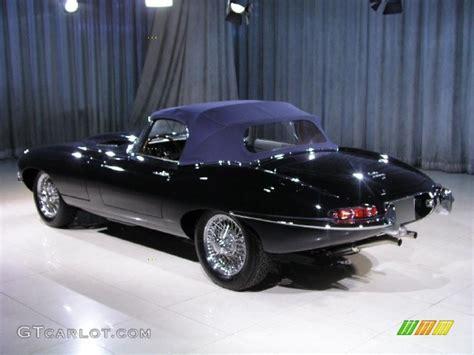 1967 blue jaguar e type xke 4 2 roadster 189470 photo 2 gtcarlot car color galleries