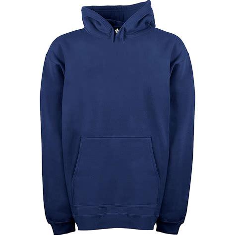 hoodie navy blue adidas 10 5oz fleece hoodie ebay