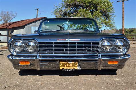 1964 chevy impala rebuilding a 1964 chevrolet impala ss convertible