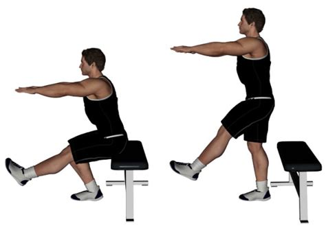 bench squat eagle athletic club training site gym basics the single