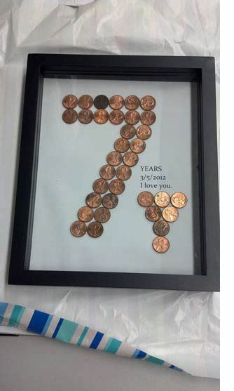 7th wedding anniversary ideas find 7 year anniversary gift ideas to make smile