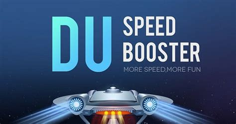net speed booster apk du speed booster for android free cleaning apps