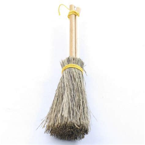 Miniature Natural Straw Broom   New Items