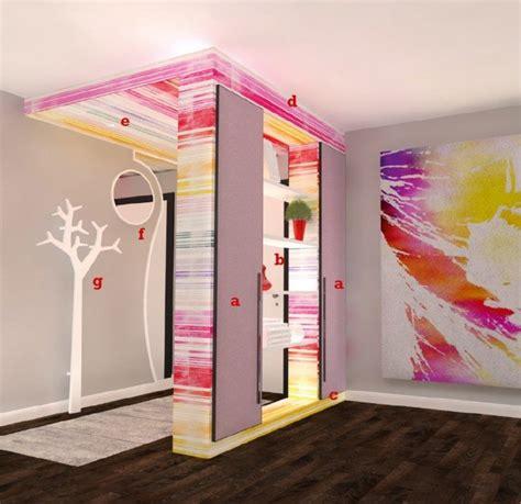 cartongesso ingresso arredare l ingresso a seconda della forma cose di casa