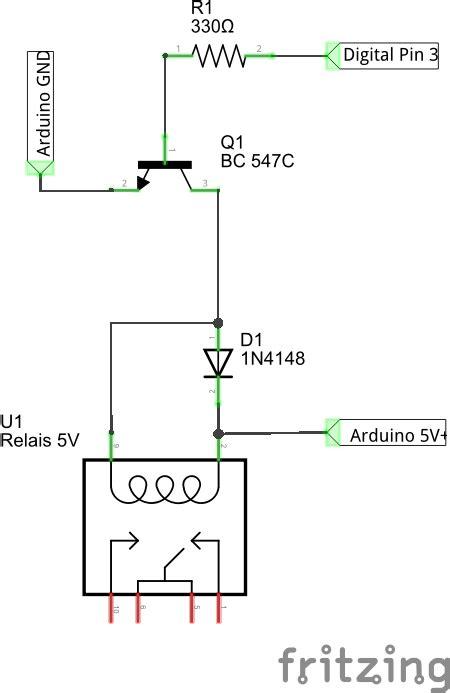 Motorrad Richtig Schalten by Arduino Nano Relais Schalten Automobil Bau Auto Systeme