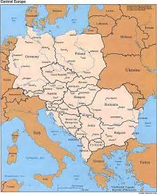 Map Of East Europe by Eastern European Countries Map Viewing Gallery