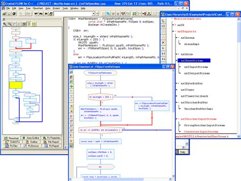 create flowchart from c code flow for c v2 0 shareware create