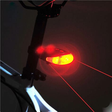 Best Seller Lu Sepeda Safety Led Laser Bicycle L Water Resista cycling bike light bicycle led laser light bicicletas safety rear warning caution fahrrad
