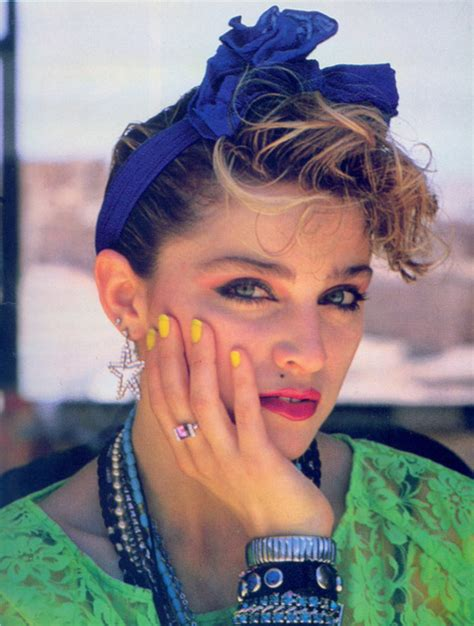 how to make a madonna hair bow lady gaga madonna 80s makeup