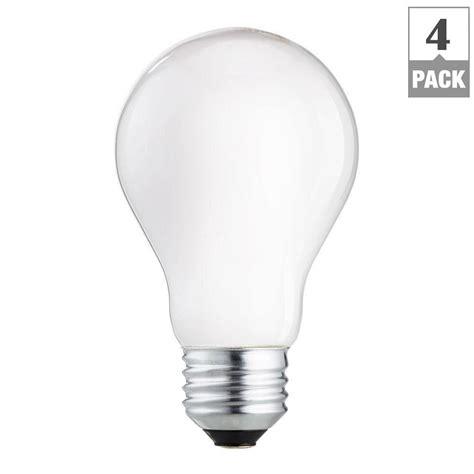 Lu Philips 60 Watt philips 60 watt incandescent a19 light bulb 4