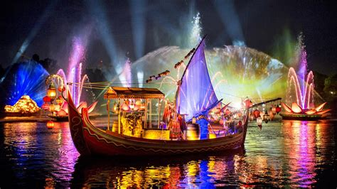 Rivers Of Light Review Mousechat Orlando