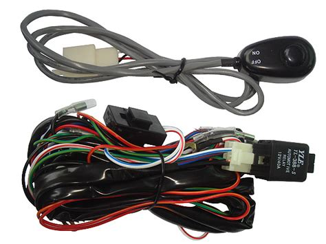 Fog Light Wiring Kit by Universal Fog Light Wiring Harness Switch Kit Hid