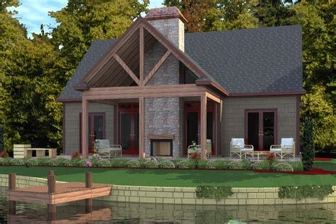 lake front house plans lake front plan 1 375 square feet 2 bedrooms 2