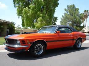 1970 Ford Mustang Coupe 1970 Ford Mustang Custom Coupe 113212