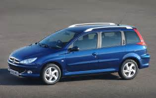 Peugeot 206 Estate Review Peugeot 206 Sw Review 2002 2006 Parkers