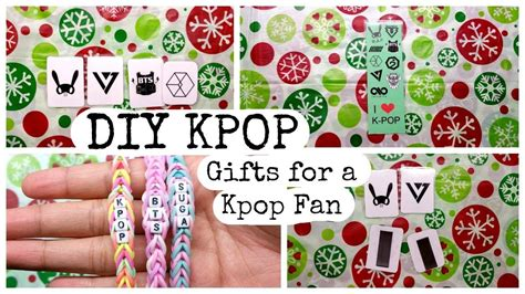 gifts for fans diy kpop gifts for a kpop fan kpop fans
