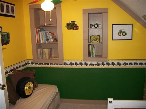 John Deere Bathroom Decor Themed ? Office and Bedroom