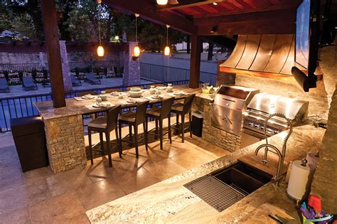 Ultimate Kitchen Design by All About An Outdoor Kitchen