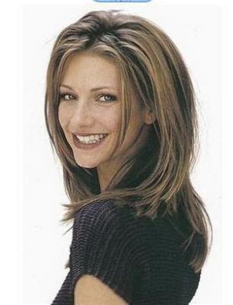 hairstyles layered medium length for 40 layered hairstyles for women over 40
